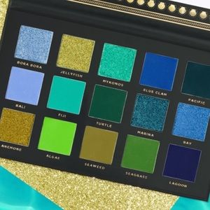 LAST ONE! OCEANIC PALETTE ACE BEAUTE NEW IN BOX